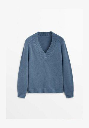 LIMITED EDITION  - Pullover - dark blue