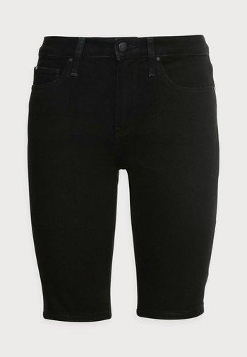 DENIM VENICE SLIM BERMUDA - Denim shorts - denim