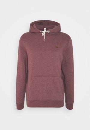 ICON - Jersey con capucha - burgund