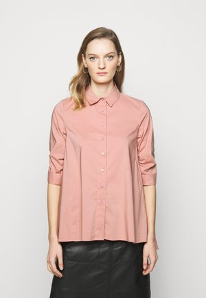 BENITA FASHIONABLE BLOUSE - Hemdbluse - blush rose