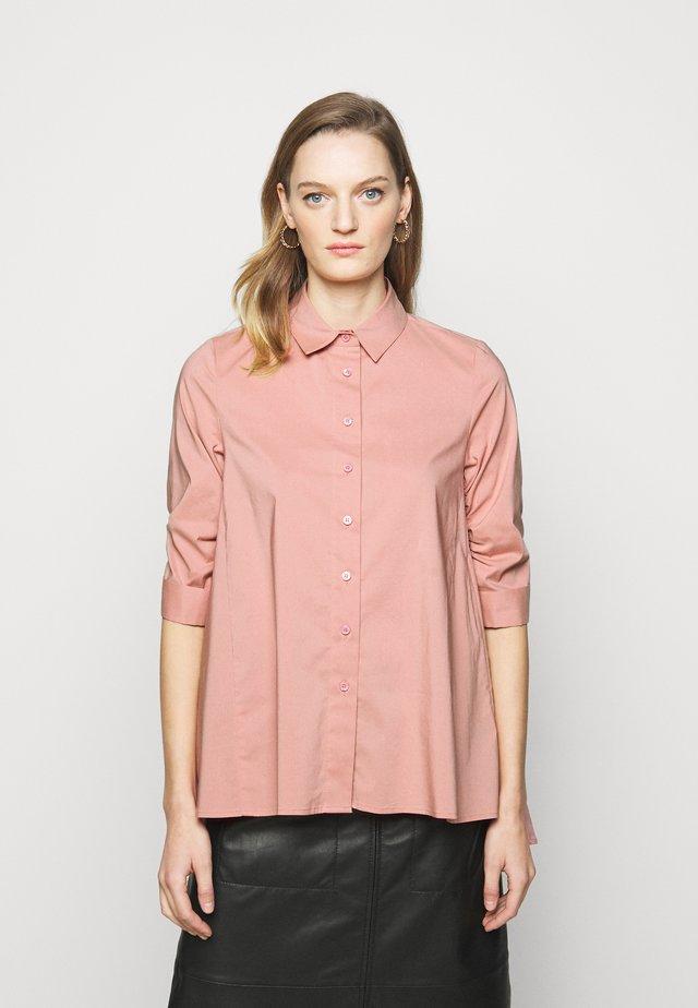 BENITA FASHIONABLE BLOUSE - Skjorte - blush rose
