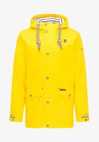 Schmuddelwedda - Waterproof jacket - gelb - 4