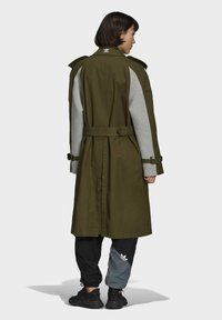 adidas Originals - Dry Clean Only xTRENCH COAT - Classic coat - wild pine - 2
