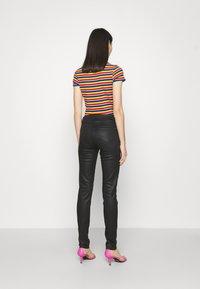 Morgan - PBIKE - Jeans Skinny Fit - noir - 2