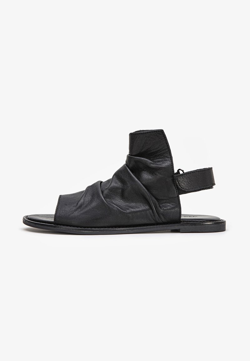 Inuovo - Ankle cuff sandals - black