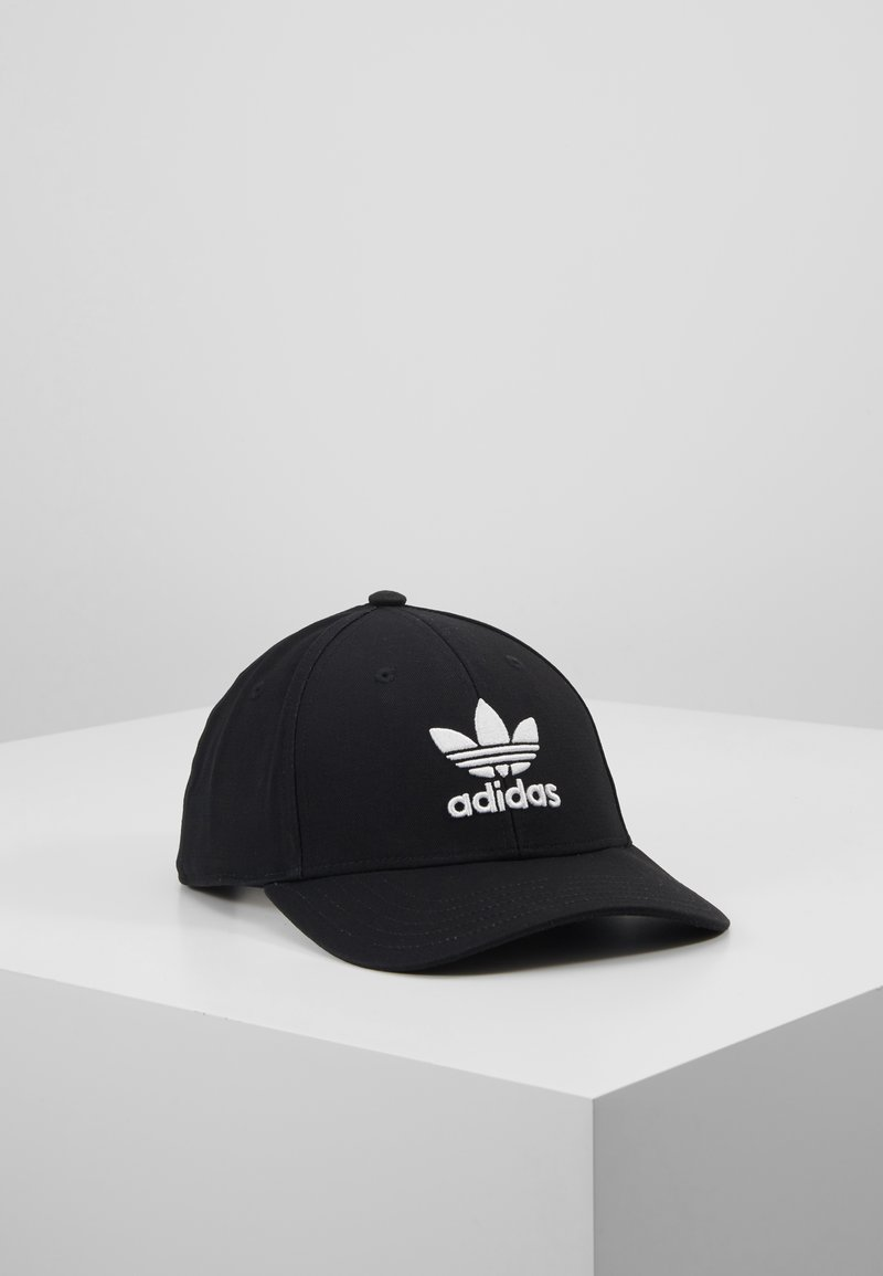 adidas Originals - BASE CLASS UNISEX - Pet - black/white