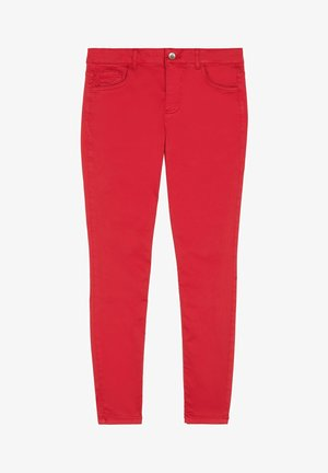 Slim fit jeans - rosso
