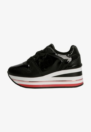 HEKTOR 4G LOGO - Sneakers basse - schwarz