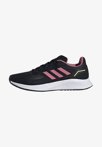 RUNFALCON  - Stabilty running shoes - black