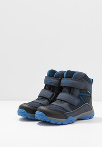 CMP - KIDS PYRY BOOT WP - Hiking shoes - antracite - 3