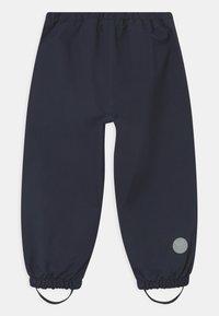 Wheat - OUTDOOR ROBIN TECH UNISEX - Rain trousers - deep sea - 1