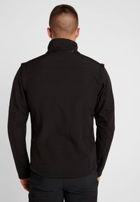 Icepeak - LEONIDAS - Soft shell jacket - black - 3