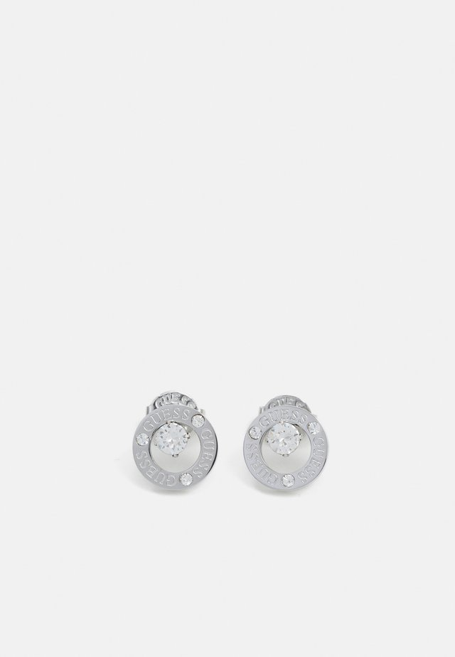 ALL AROUND YOU - Earrings - silver-coloured