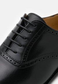 Cordwainer - MICHAEL - Smart lace-ups - orleans black - 3
