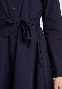 ICHI - SARAH  - Shirt dress - navy - 5