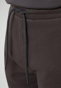 Napapijri - NALLAR - Shorts - dark grey solid - 5