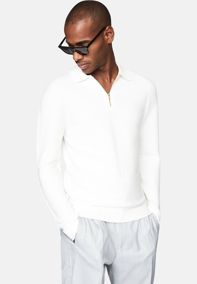 ROMAN - Polo shirt - white