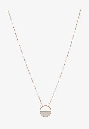 ELIN - Necklace - rose gold-coloured