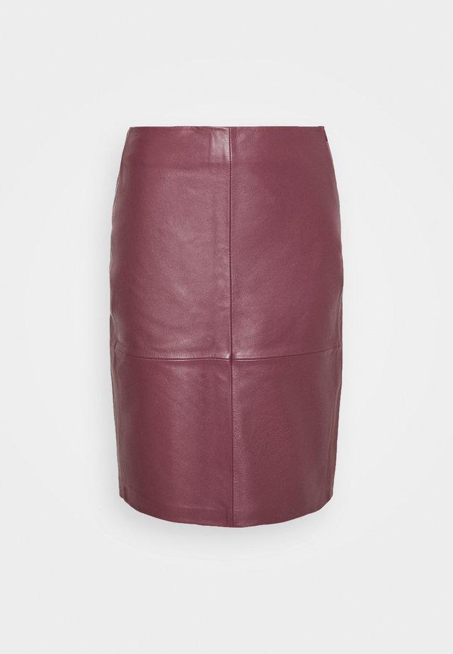 CECILIA - A-line skirt - sassafras