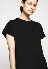 KARL LAGERFELD - ADDRESS DRESS - Vestido ligero - black - 3