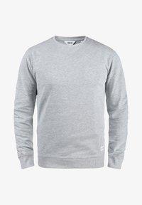 Solid - TARABO - Sweatshirt - light grey melange - 3