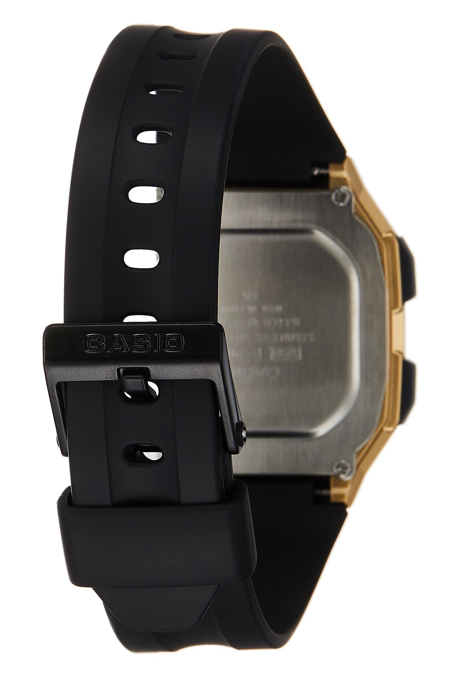 Men Digital watch - gold-coloured