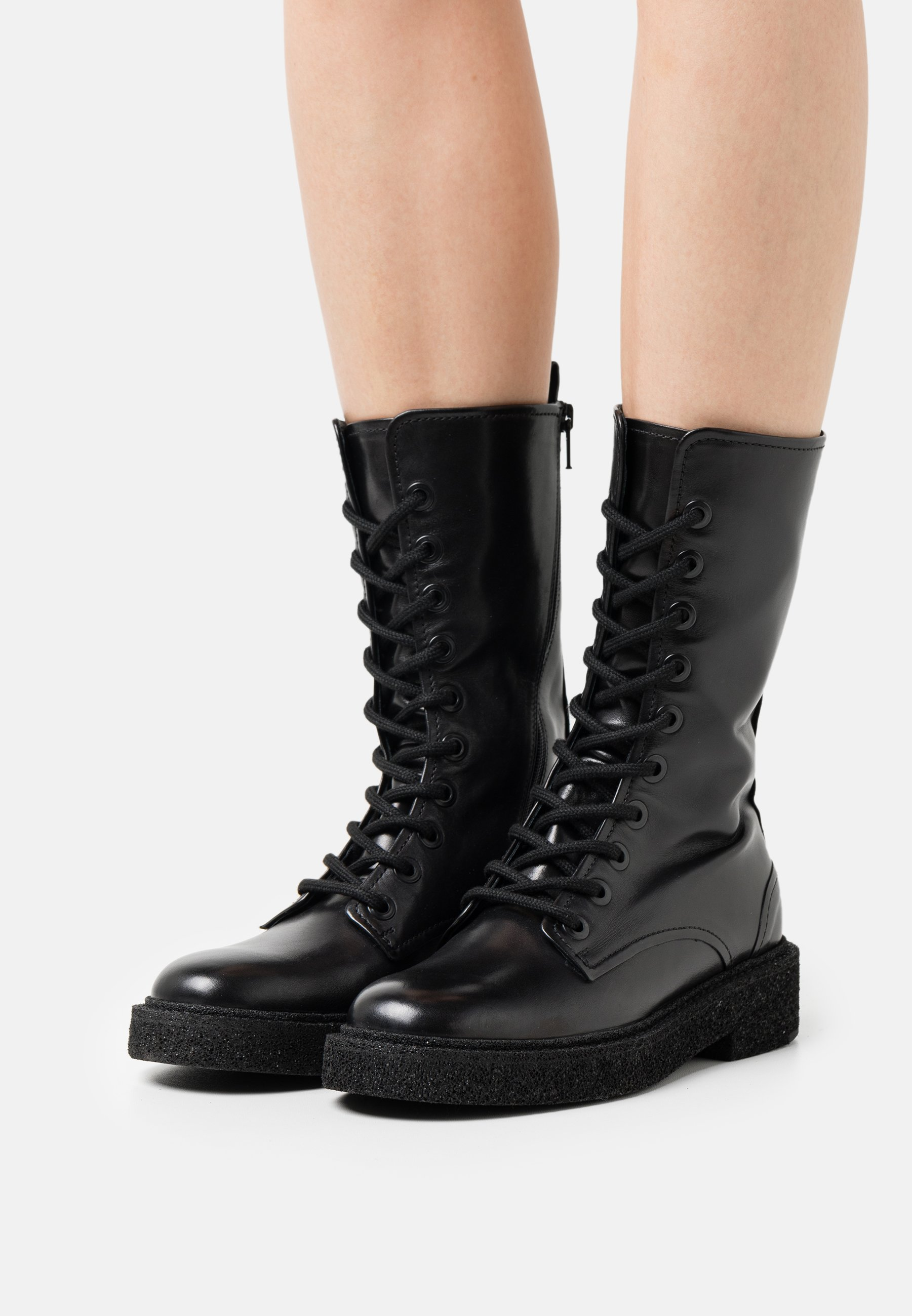 Women EDGE - Lace-up boots