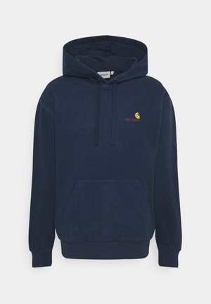 HOODED CONTRA  - Collegepaita - blue