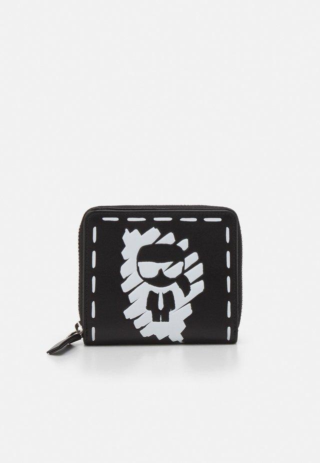 IKONIK GRAFF ZIP - Wallet - black