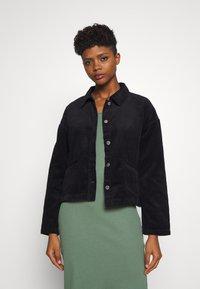 JDY - JDYKIRA  - Summer jacket - black - 0