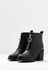 Even&Odd Wide Fit - WIDE FIT - Ankle boots - black - 4