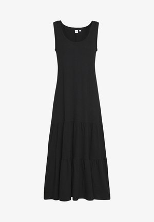 TIERED - Maxi šaty - true black