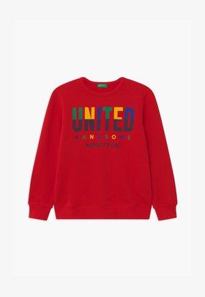 BASIC BOY - Sweatshirt - red