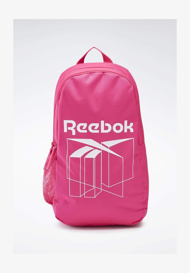 FOUNDATION BACKPACK - Rucksack - pink