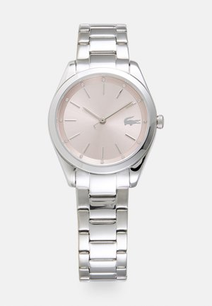 PETITE PARISIENNE - Watch - silver-coloured/blush