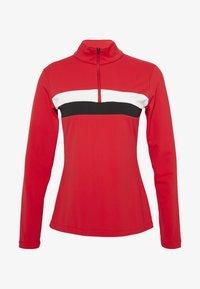 8848 Altitude - LEXIE - Fleece jumper - red - 3