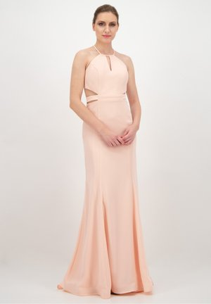 MIT CUT-OUTS - Occasion wear - lachs
