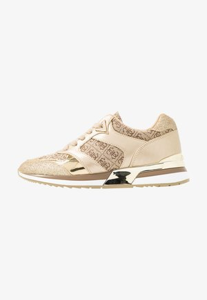 MOTIV - Baskets basses - beige/light brown