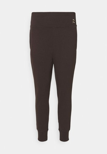 EXHALE JOGGER - Pantalones deportivos - after dark
