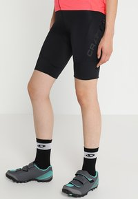 Craft - ESSENCE SHORTS - Punčochy - black - 0
