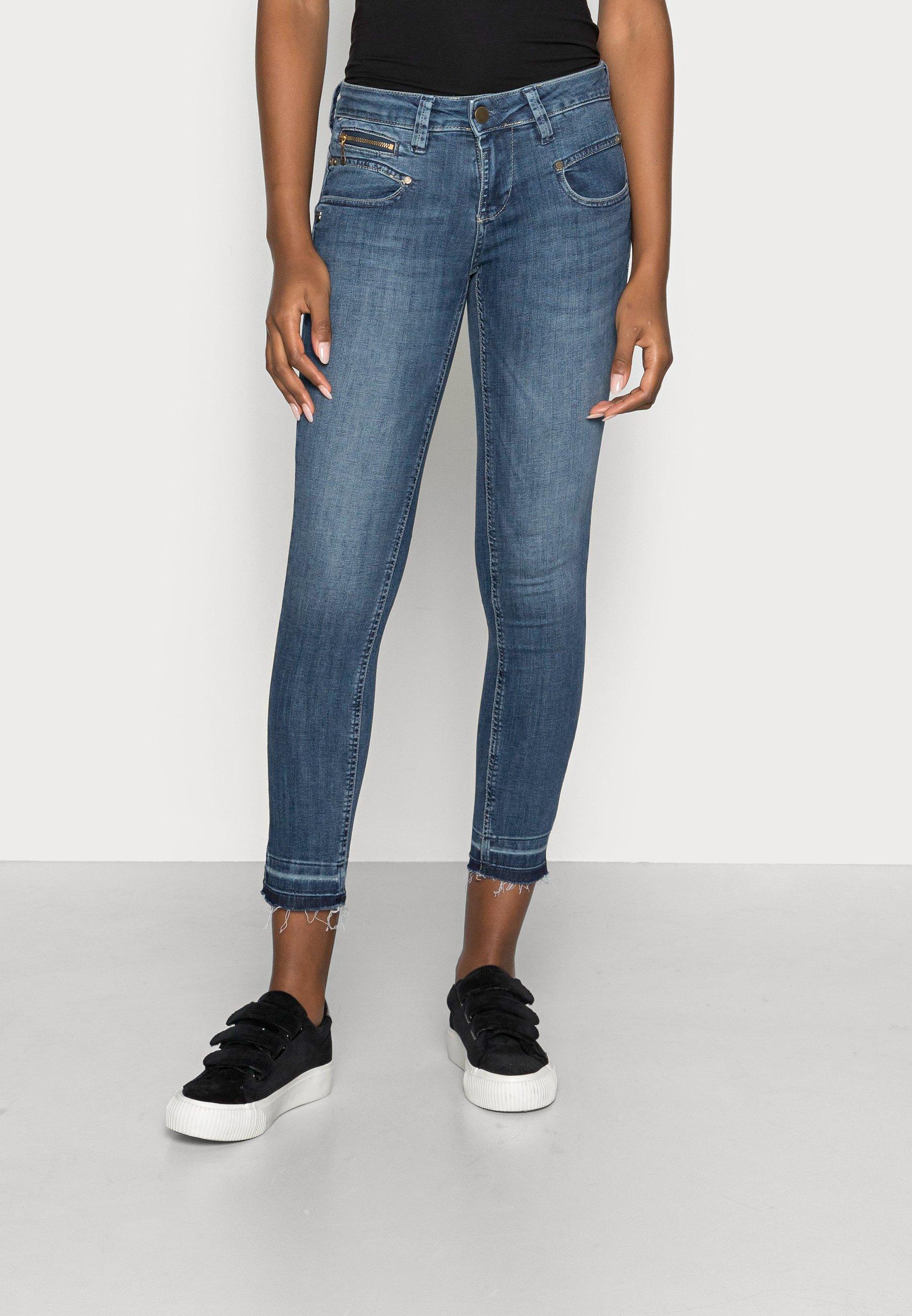 Women ALEXA CROPPED - Jeans Skinny Fit