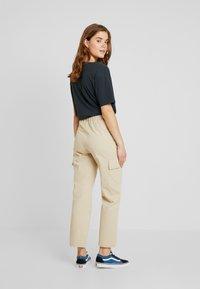 Even&Odd - Trousers - stone - 0