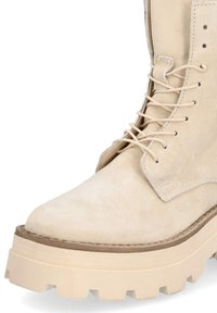 MJUS - Lace-up ankle boots - panna - 6