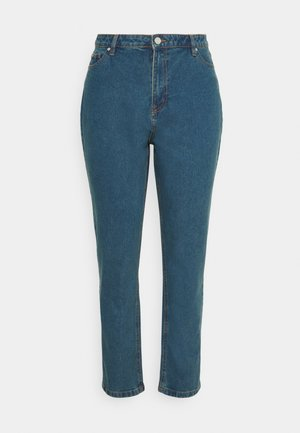 PLUS ELLA WASH  - Relaxed fit jeans - blue