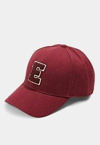 Esprit - Cap - bordeaux red - 3