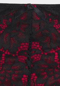 Ann Summers - TIMELESS AFFAIR - Thong - red/black - 2