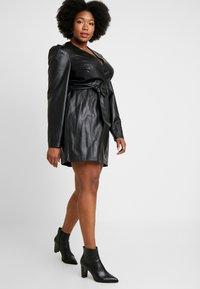 River Island Plus - Cocktail dress / Party dress - black - 2