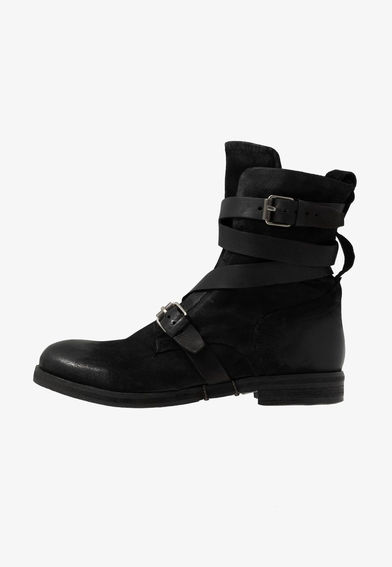 A.S.98 - ACTON - Classic ankle boots - nero