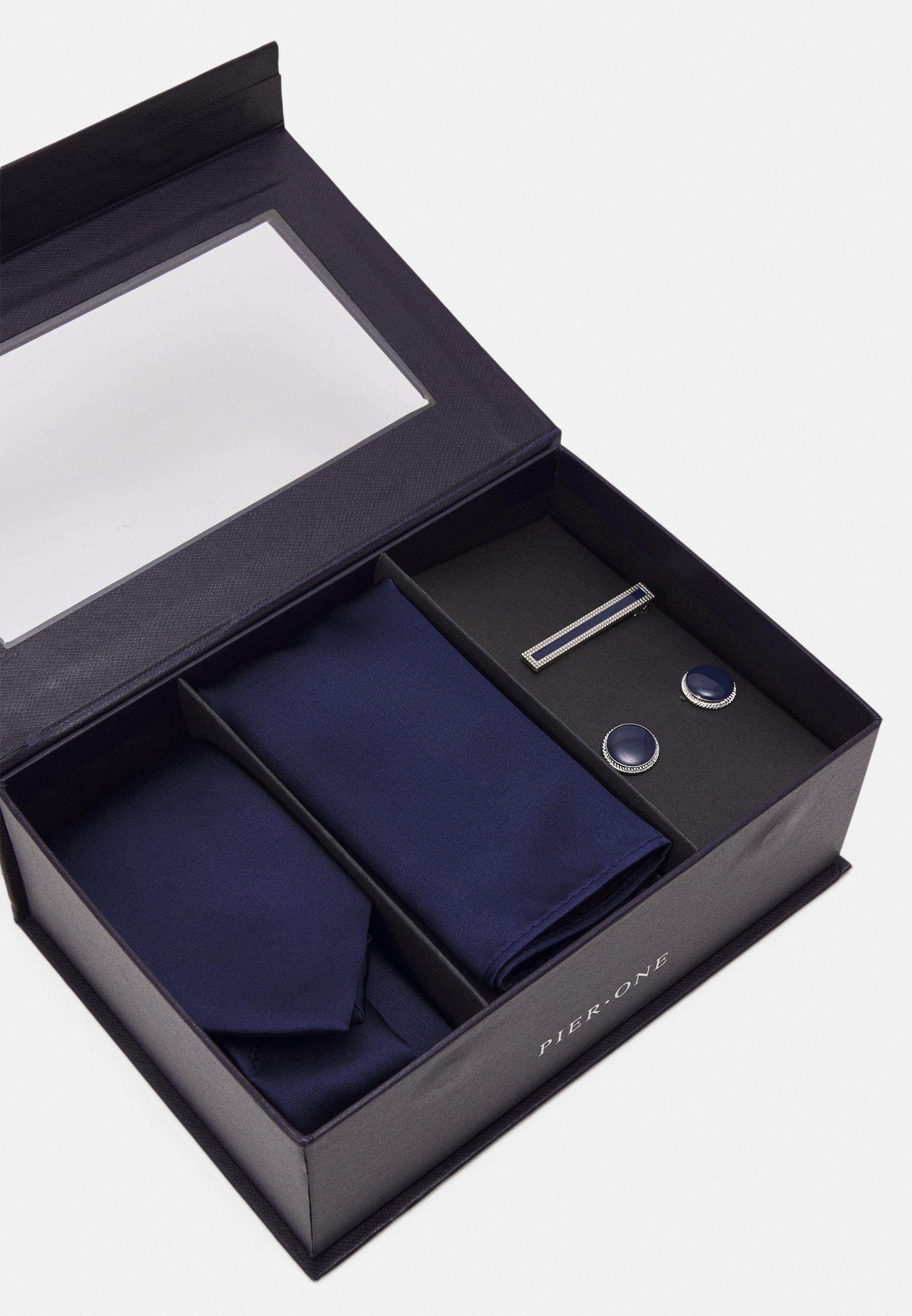 Homme KRAWATTE SET - Mouchoir de poche