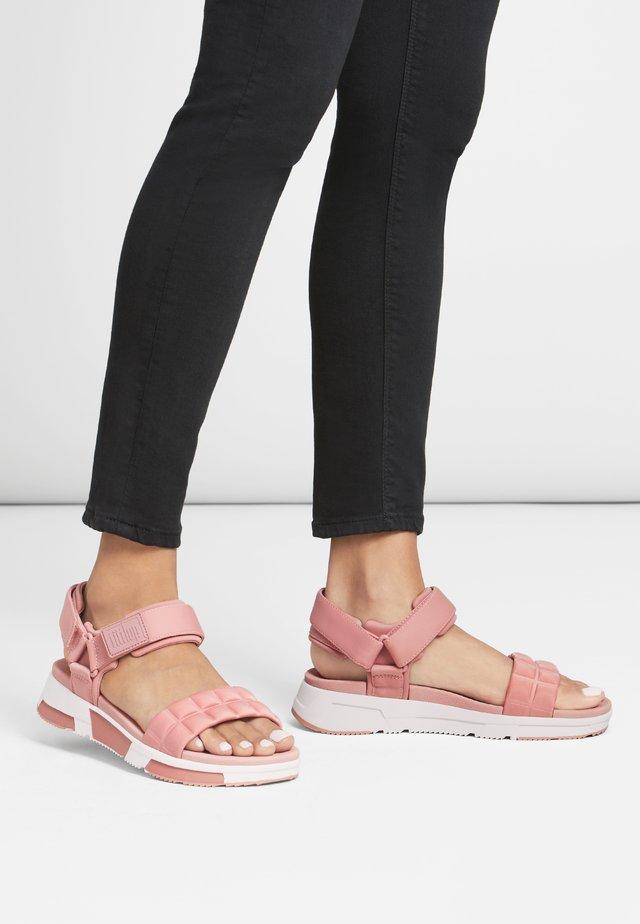 HAYLIE - Walking sandals - rose tan